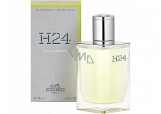 Hermes H24 toaletní voda plnitelný flakon pro muže 50 ml