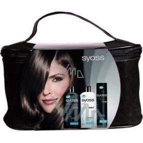 Syoss Volume Lift šampon 500 ml + kondicionér 500 ml + lak na vlasy + taška, kosmetická sada