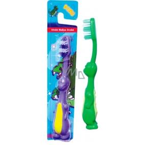 Abella Dino zubní kartáček 1 kus F217/FA80A