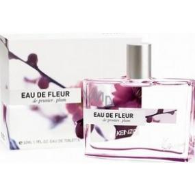 Kenzo Eau De Fleur De Prunier Plum toaletní voda pro ženy 50 ml