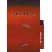 Christian Dior Fahrenheit toaletní voda 1 ml s rozprašovačem, Vialka