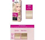 Schwarzkopf Palette Perfect Color Care barva na vlasy 219 Ledově plavý