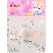 Angel Ozdoby na nehty kamínky stříbrné 2 g