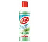 Savo Eukalyptus bez chloru tekutý čisticí a dezinfekčí přípravek na podlahy 1 l
