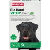 Beaphar Bio Band Veto Shield Přírodní repelentní obojek pro psy a štěňata 65 cm