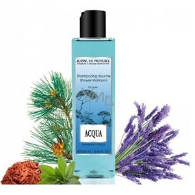 Jeanne en Provence Men Acqua šampon a sprchový gel 2v1 250 ml