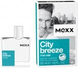 Mexx City Breeze For Him toaletní voda 50 ml