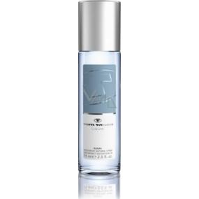 Tom Tailor Liquid Man parfémovaný deodorant sklo 75 ml