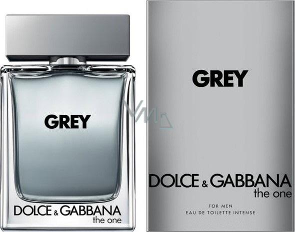 Dolce & Gabbana The One Gray Eau De Toilette 50 ml