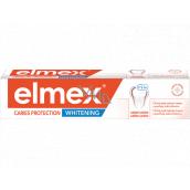 Elmex Caries Protection Whitening s bělicím účinkem, ochrana před zubním kazem, zubní pasta s aminfluoridem 75 ml