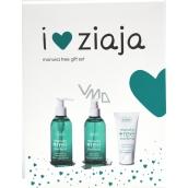Ziaja Manuka Tree denní krém 50 ml + mycí gel 200 ml + adstringentní tonik 200 ml, kosmetická sada