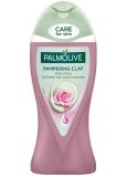 Palmolive Pampering Clay Rose sprchový gel s jílem 250 ml