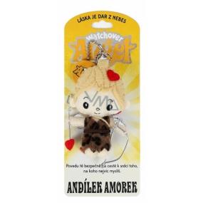 Albi Andělíček strážníček - Andílek amorek přívěsek 8,5 cm