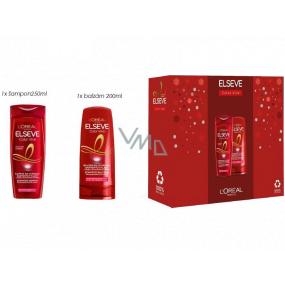 Loreal Paris Elseve Color Vive šampon na vlasy 250 ml + balzám na vlasy 200 ml, kosmetická sada