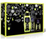Fa Men Energy Boost sprchový gel 250 ml + deodorant sprej 150 ml + voda po holení 100 ml, kosmetická sada