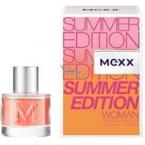 Mexx Summer Edition Woman 2014 toaletní voda 20 ml