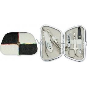 Kellermann 3 Swords Luxusní manikúra 5 dílná Fashion Materials v aktuálním módním materiálu 7844PN CUT