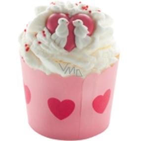 Bomb Cosmetics Pohár lásky - Jar of Hearts Košíček do koupele 110 g
