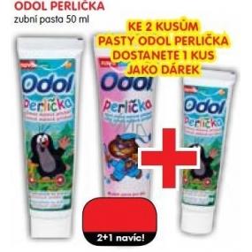 DÁREK Odol Perlička zubní pasta pro děti 50 ml