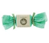 Bohemia Natur Cannabis ručně vyráběné konopné mýdlo bonbon 30 g