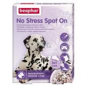 Beaphar No Stress Pipeta pro uklidnění, odstranění stresu, úzkosti pes 3 x 0,7 ml