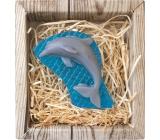 Bohemia Natur Delfín ručně vyráběné toaletní mýdlo v krabičce 45 g