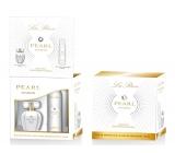 La Rive Swarovski Pearl parfémovaná voda pro ženy 75 ml + deodorant sprej 150 ml, dárková sada