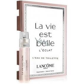 Lancome La Vie est Belle L Eclat toaletní voda pro ženy 1,2 ml s rozprašovačem, vialka