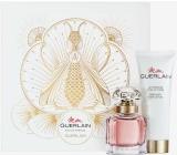 Guerlain Mon Guerlain parfémovaná voda pro ženy 30 ml + tělové mléko 75 ml, dárková sada