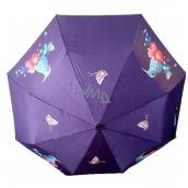 Albi Original Deštník skládací Ledňáček 25 cm x 6 cm x 5 cm