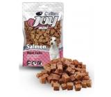 Calibra Joy Kostky z lososa mini doplňkové krmivo pro psy 70 g