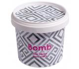 Bomb Cosmetics Jojoba - Jade Jojoba Tělový peeling na bázi másla 365 ml