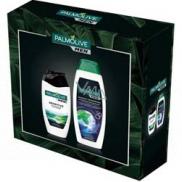 Palmolive Men Sensitive sprchový gel 250 ml + Invigorating šampon na vlasy 350 ml, kosmetická sada