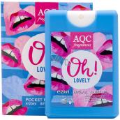 AQC Fragrances Oh! Lovely toaletní voda pro ženy 20 ml