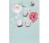 Albi Samolepící bločky Květiny 7 bločků 10,5 cm x 15 cm
