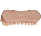 Spokar Kartáč podlahový ruční, dřevěné těleso, vlnitá syntetická vlákna 4209