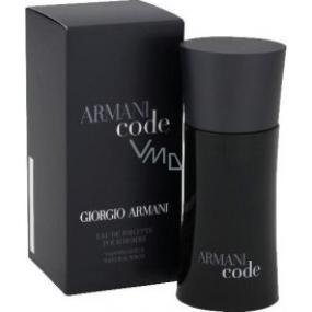 Giorgio Armani Code Men toaletní voda 30 ml