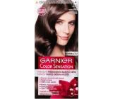 Garnier Color Sensation barva na vlasy 5.0 Zářivá světle hnědá