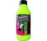 Hydroxid sodný čistič odpadů mikrogranule 1 kg