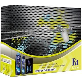 Fa Men Sport Premium sprchový gel 250 ml + deodorant sprej 150 ml + voda po holení 100 ml, kosmetická sada