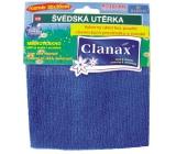 Clanax Švédská utěrka 30 x 30 cm, 205g 1 kus