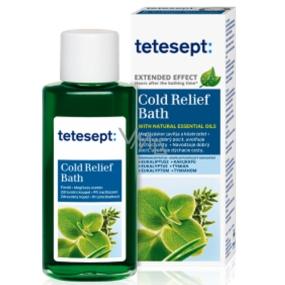 Tetesept Nachlazení Rozmarýn + Eukalyptový koupelový olej koncentrát 125 ml Cold Relief Bath