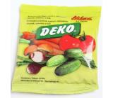 Deko kořenící přípravek sypký k nakládání okurek, zeleniny a hub 100 g