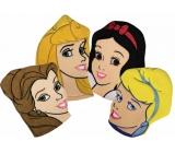 Disney Princess mycí žínka princezny pro děti 18 cm x 19,5 cm x 10 cm 1 kus