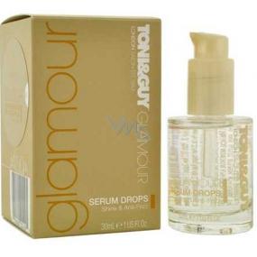 Toni&Guy Glamour olej a sérum pro vysoký lesk vlasů 30 ml