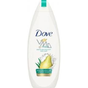 Dove Go Fresh Hruška a Aloe Vera sprchový gel 250 ml