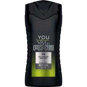 Axe You sprchový gel pro muže 250 ml