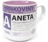 Nekupto Hrnkoviny Hrnek se jménem Aneta 0,4 litru