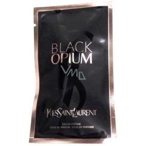 Yves Saint Laurent Opium Black parfémovaná voda pro ženy 1,2 ml vialka