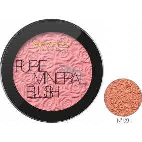 Revers Mineral Pure Blush tvářenka 09, 6 g